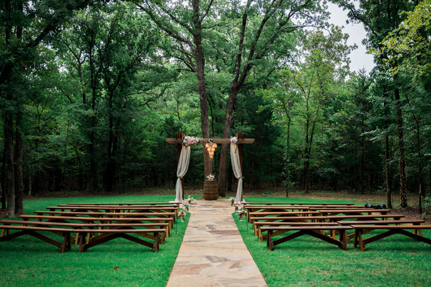 Weddings & Receptions Denton & Cooke County