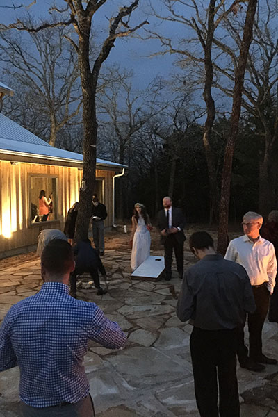 Whispering Oaks Wedding Venue - Gallery - The Reception