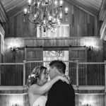 Image of bride and groom - Whispering Oaks Wedding Venue